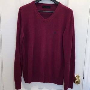 Carolina Herrera Men's Sweater Size M